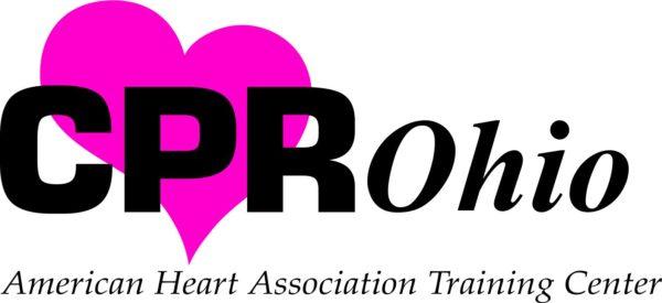 CPROhio Logo with AHA underneath